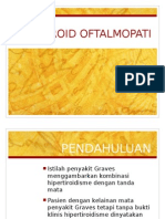 referat TIROID OFTALMOPATI