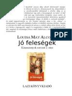 Alcott Jo Felesegek