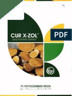 Cur X Zol (Standardized Curcuma xanthorrhiza Extract)