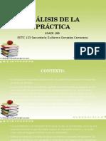 Presentacion de Análisis de La Práctica