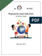 Clean India Drive Intiative (19th Feb 15).docx