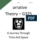 Narrative Theory OCR A2 G325