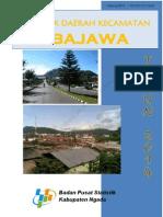 Statistik Daerah Kecamatan Bajawa 2014