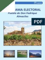 Programa Electoral del Partido Popular de Puebla de Don Fadrique. 2015