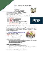 Proiect Cerc Pedagogic