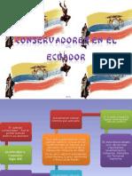 Conservadores Ecuador