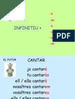 Infinitiu +