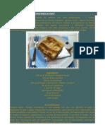 Lasagne Con Funghi ghdy