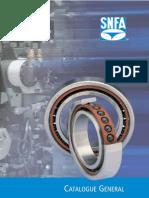 SNFA bearing codes
