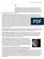 Astrologyclub.org-The Moon as Singleton