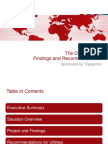 The Digital Utility Findings and Recommendations Results Summary Final 0
