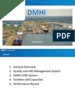August 2013 DMHI Presentation