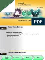 Mesh-Intro 15.0 L06 Local Mesh Controls