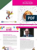 Fete Du Pain 2015 Dossier Presse
