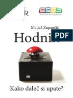 HODNIK - gledališki list