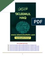 Taleemul Haq