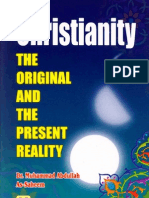 Christianity - the-original-and-the-present-reality