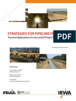 IRWA Strategies for Pipeline Personnel