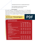 CG Analisis Laporan Tahunan Telkom 2012