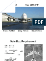 Analisis del Avión Airbus A380