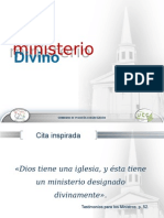 Un Ministerio Divino