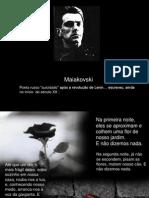 """Poeta Russo """"Suicidado"""" Após a Revolução De"""