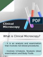 Clinical Microscopy