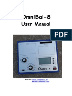 Omnibal 8 Manual