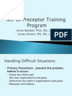 Powerpoint Handling Difficult Situations