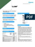 TDS - Masterflow 524