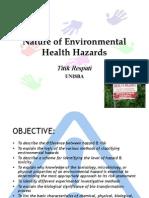 Nature of Eh Hazards