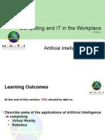 11CITWArtificialIntelligence2