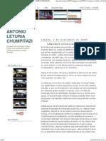 Jose Antonio Leturia Chumpitazi_ Cantores Criollos