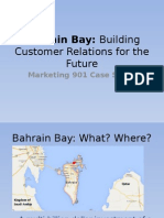 Bahrain Bay Marketing