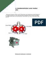 Determinarea Randamentului Unui Motor Hidraulic Rotativ