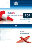 ISAGO Presentation