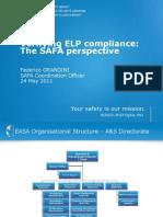 SAFA Presentation