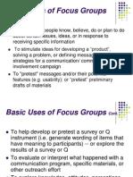 EPA Focus Group Primer