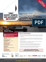 Egypt Ports & Waterways Summit