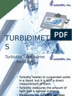 ppt on Turbidity meters