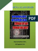 Ilmu Khodam Jin Dan Malaikat