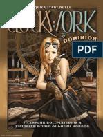 Clockwork Dominion Quick Start Rules