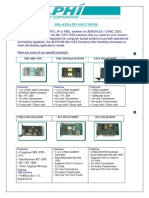 MIL-STD-1553 Solutions From ALPHI Technology