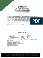20080523_BRPT_TM_023_PSR-Iklan Rencana Penerbitan Surat Hutang & Akuisisi