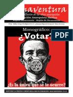 Buenaventura Mayo 2015 - Elecciones