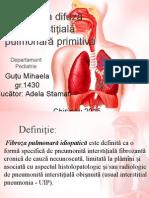 Fibroza idiopatica