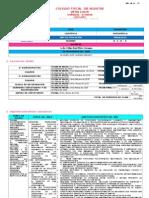 Plan Anual 2014 Para bachillerato