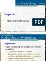 FM Lecture 1 Gribbin Chapter 06 Open Channel Hydraulics PPT