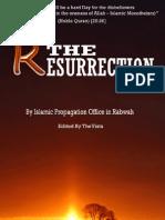 The Resurrection - Islam