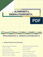 Polimiozita. Dermatomiozita